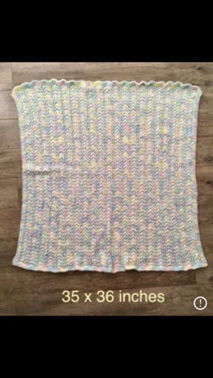 Handmade Crocheted Throw/Blanket for Sale in US