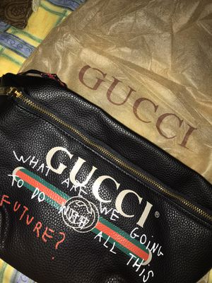 Gucci Fanny Pack for Sale in Des Plaines, IL