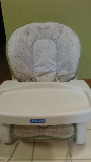 The First Years infant booster seat for Sale in Old Bridge Township, NJ