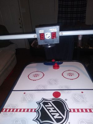 NHL AIR HOCKEY TABLE for Sale in Dallas, TX