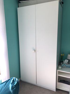 Tween bed and armoire for Sale in Alexandria, VA