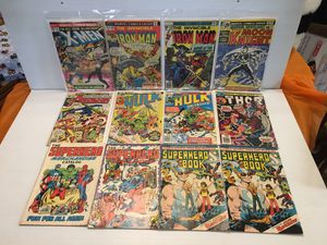 AVENGERS / IRON MAN / HULK / THOR / X-MEN / MOON NIGHT / MARVEL SUPER HERO COMICS Will sell individually or in lot Message for prices for Sale in Palo Alto, CA