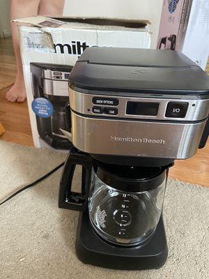 Hamilton Beach coffee maker for Sale in Las Vegas, NV