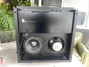 Audio Pro B2-70 vintage active subwoofer made in Sweden for Sale in Los Angeles, CA