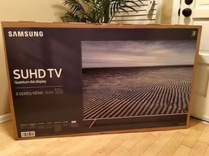 """55"""" SAMSUNG UN55KS800D 4K SUHD QUANTUM DOT HDR SMART TV 240HZ 2160P (FREE DELIVERY) for Sale in Lakewood, WA"""