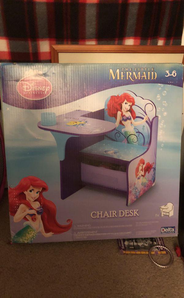 Little Mermaid Desk For Sale In Albuquerque Nm Offerup