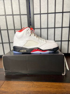 Air Jordan 5 retro fire red for Sale in Olney, MD