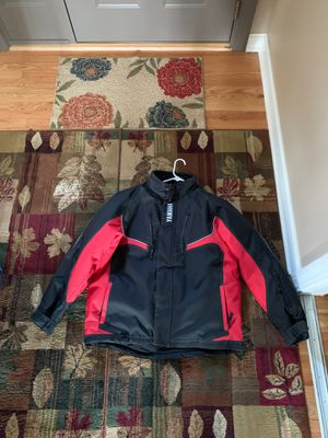 Yamaha motorcycle winter jacket and water proof XXL for Sale in Morton Grove, IL