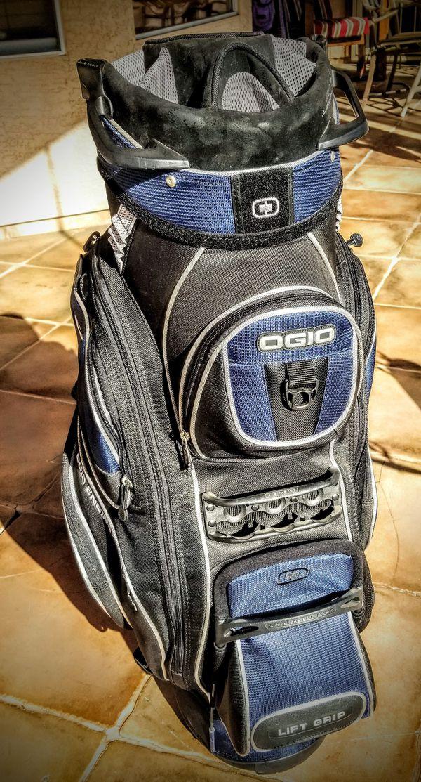 Ogio almost new golf bag
