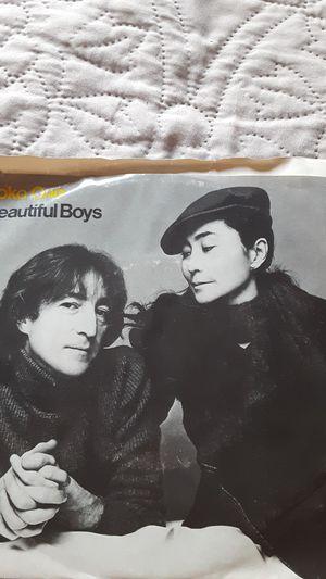 1980 John lennon Woman and Yoko Ono Beautiful Boys for Sale in Fresno, CA