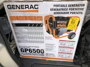 Generac GP6500 for Sale in Hialeah, FL