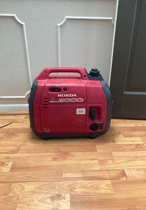 Honda Generator for Sale in Houston, TX