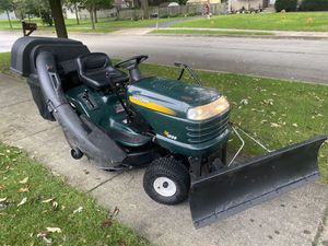 Year-Round Riding Lawn Mower for Sale in Lombard, IL
