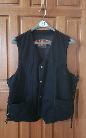 """Motorcycle Vest """" Cut"""" for Sale in Lakeside, CA"""