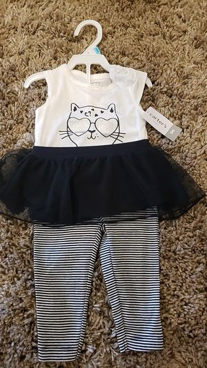 Baby outfit size 6 months for Sale in Los Angeles, CA