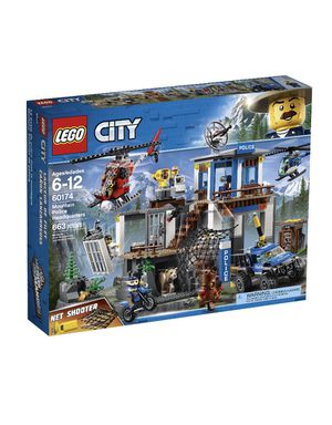 NEW in box LEGO city police mountain headquarters for Sale in Irvine, CA