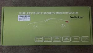 HD digital wireless backup camera for cars,suv's,pickups,trucks,minivans hi-speed observation 5'monitor system front/rear view camera IP69K waterpro for Sale in Arlington, TX