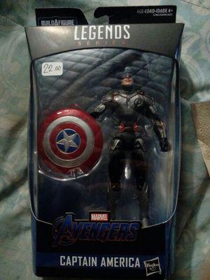 Marvel's captain America figure for Sale in Philadelphia, PA