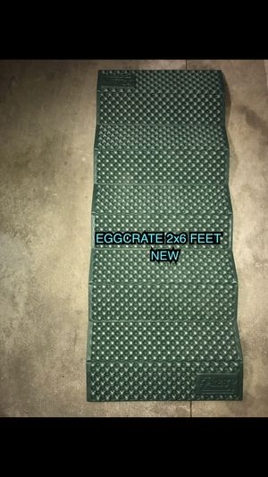 Eggcrate mat firm price for Sale in Los Angeles, CA