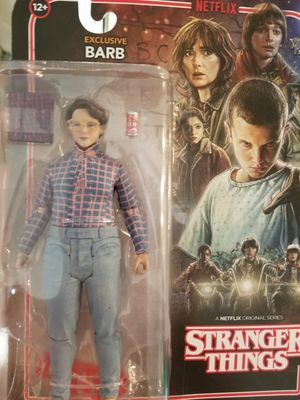 NIP Barb Stranger Things Exclusive Action Figure for Sale in Gahanna, OH