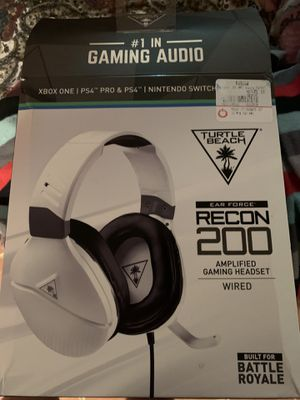 Turtle Beach Headset for Sale in Essex, MD