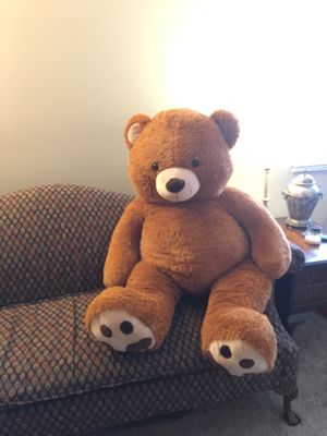 Giant Plush Teddy Bear for Sale in Columbus, OH