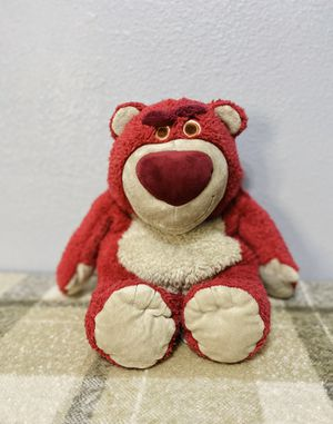 Disney Toy Story lotso bear plush for Sale in Compton, CA