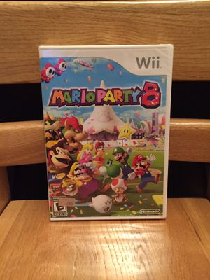 Mario Party 8 New Factory Wrapped Nintendo Wii for Sale in Chicago, IL