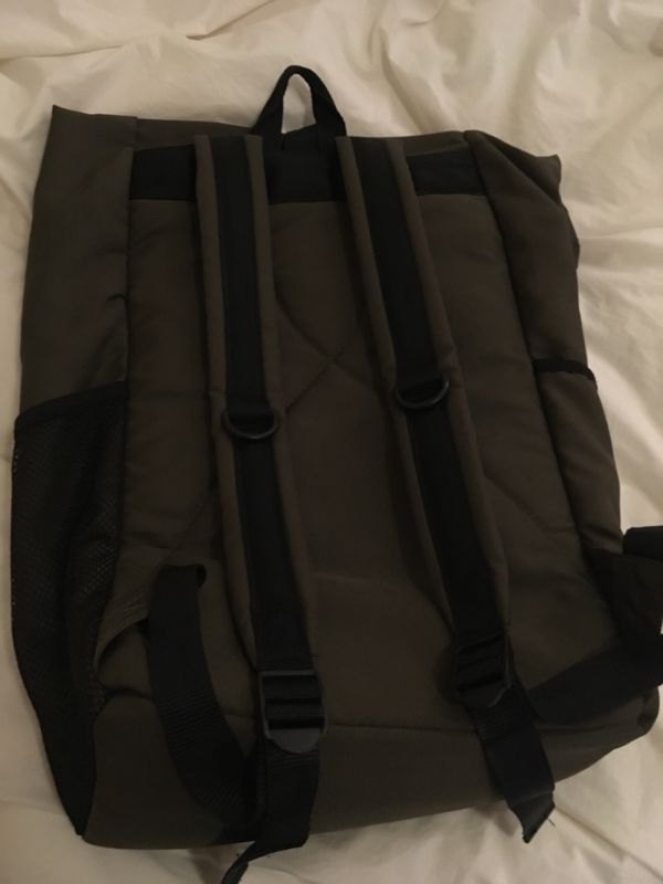 H&M Backpack with Roll-top Opening