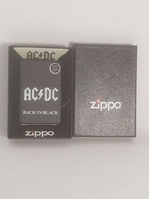 NEW AC/DC Back in Black Zippo Lighter for Sale in Holly Hill, FL