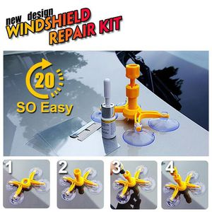 WINDSHIELD REPAIR KIT AUTO CRACKED GLASS FIX VEHICLE CAR FIX for Sale in Miami, FL