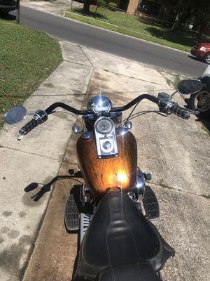 2001 Harley Davidson fat boy for Sale in Jacksonville, FL