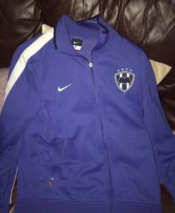 🇲🇽$59.99 dlls jacket ❤️RAYADOS ❤️DEL MONTERREY Talla Mediana for Sale in Houston,  TX