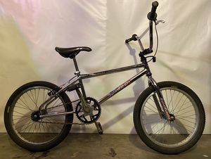 1997 Robinson Rebel Bmx Bike GT Bike GT bicycle Robinson vintage bike bmx bicycle USA 4th of July for Sale in Los Alamitos, CA