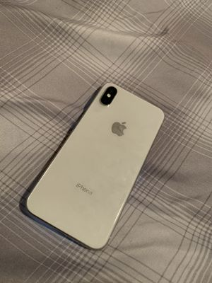 iPhone X 64gig for Sale in Woodbridge, VA