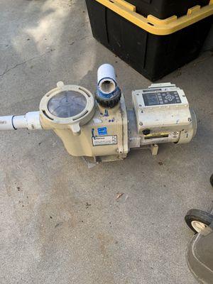 Pentair variable pool pump for Sale in Norwalk, CA