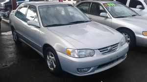 2002 Toyota Corolla for Sale in TACOMA, WA