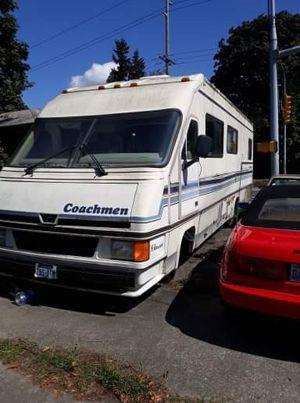 Motorhome for Sale in Renton, WA