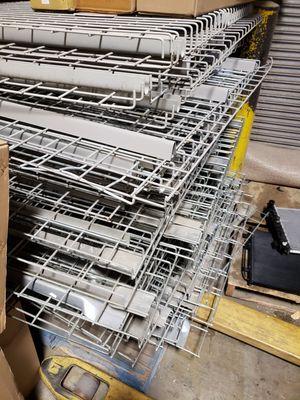 Whse metal shelves for Sale in Las Vegas, NV