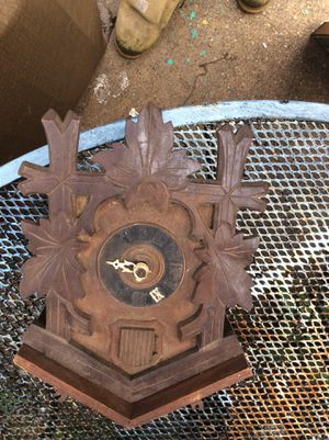 Cuckoo clock parts for Sale, used