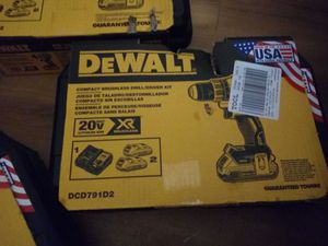 Compact Brushless Drill for Sale in Anchorage, AK