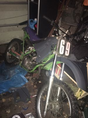 Trade my Kawasaki 250 for another bike for Sale in Delaware, OH