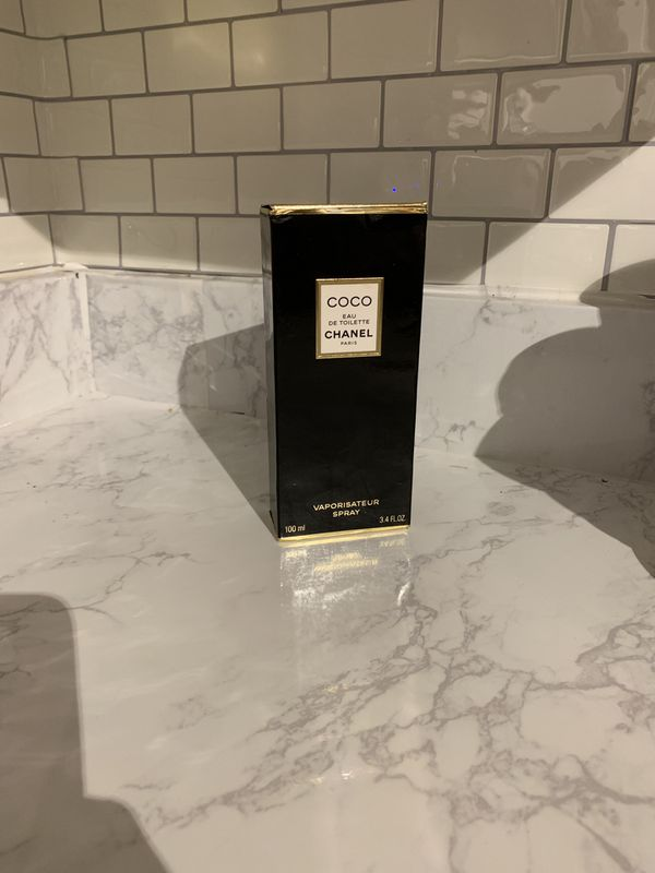 Brand New COCO Chanel Perfume 3.4oz