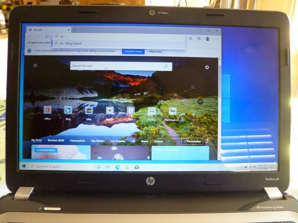 "HP Pavilion G4 14"" Intel Core i5 2.5-3.2GHz 4GB RAM 320GB Laptop"