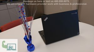 Fast Laptop, Intel i7 -4th gen, 180gb Solid State Drive, refurbished/repurposed, for Sale in Mesa, AZ