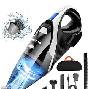 Handheld Vacuum Cordless Rechargeable - LOZAYI Powerful Cyclonic Suction 9KPA Vacuum Cleaner, Portable Hand Vacuum with Stainless Steel HEPA Filter, L for Sale in Brooklyn, NY