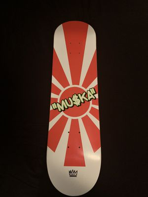Chad Muska Skateboard deck with Grip tape 8.0 for Sale in Salem, MA