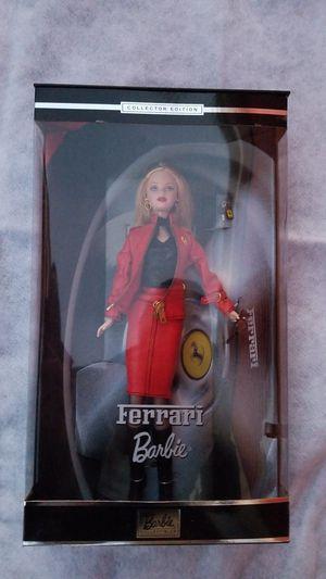 Ferrari Barbie Doll for Sale in Newark, CA