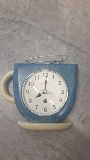 Coffee kitchen clock for Sale in Suffolk, VA