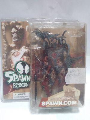 Action figure.....spawn Reborn.....spawn.com......Curse of spawn for Sale in Detroit, MI